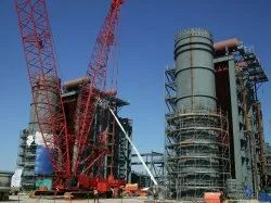 Concrete Frame Structures Residential Projects Industrial Construction Service, in Mumbai