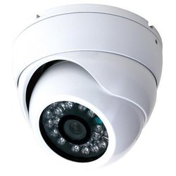 Plastic Digital Camera Digital CCTV Dome Camera