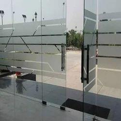 Printed Decorative Glass Film