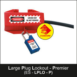 Premier Large Electrical Plug Lockout