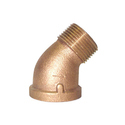45 Degree Bronze Street Elbows, Structure Pipe