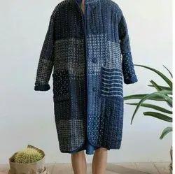 Vintage Kantha Jacket