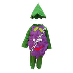 Kids Grapes Costume