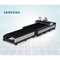 Shuttle Table Fiber Laser Cutting Machine