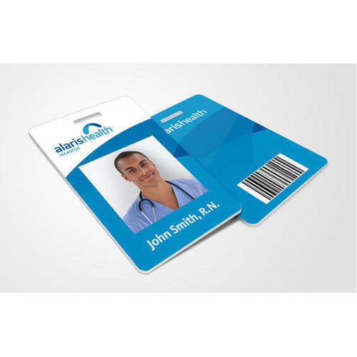 Double Sided PVC ID Card