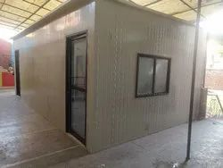 Prefabricated Puff Panel Porta Cabin