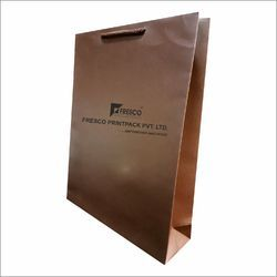 Designer Kraft Paper Bag Capacity 500gm And 2kg Rs 21 Piece Id