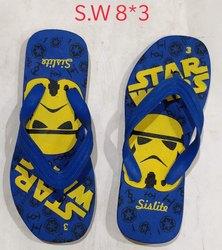 Polymer Daily wear Kids Hawai Footwear, Size: 8*3