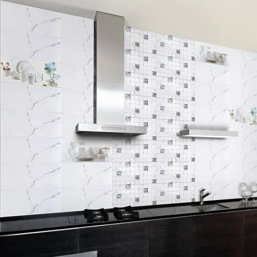 Ceramic Ayma Modular Kitchen Wall Tile Thickness 7 Mm For In Kitchen Wall Rs 180 Box Id 21359653855