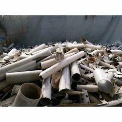 PVC Grey Rigid Pipe Scrap