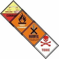 Safety Sticker