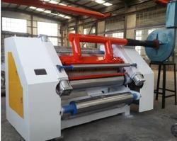 High Speed Single Face Corrugation Machine