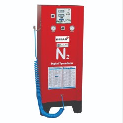 Digital Nitrogen Tyre Inflator For Essar