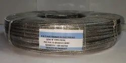 Compensating Overall Ss Braided Wire