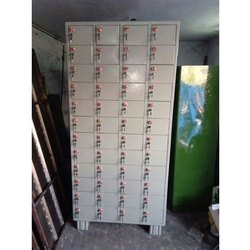 48 Compartment Cell Phone Locker