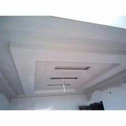10 Acrylic Gypsum Ceiling Service