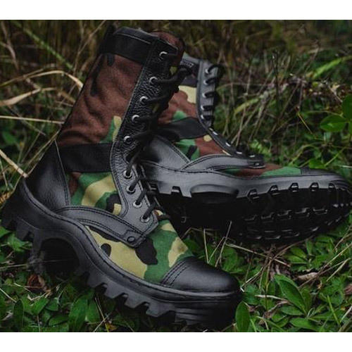 Indian Army Shoes, Army Boot Shoes