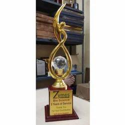 Champion Brass Trophy