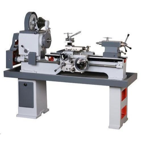 Mild Steel Heavy Duty Automatic Lathe Machine picture