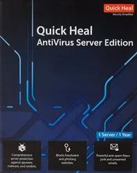 Quick Heal AntiVirus for Server