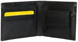 Leather Black Mens Wallet