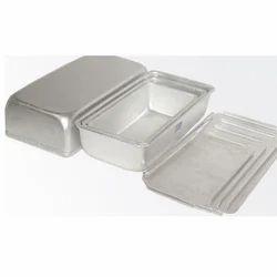 Aluminum Premium Cover Baking Tins