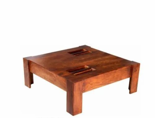 Nemiwals Square Wooden Coffee Table At Rs 3000 Piece Vidhya