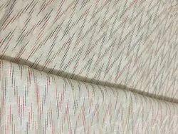 No Stitch Cotton Yarn Dyed Jacquard Grey Fabrics