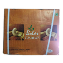 Roasted White Bolas Cashews, Packaging Size: 20-100 Kg, Grade: W240