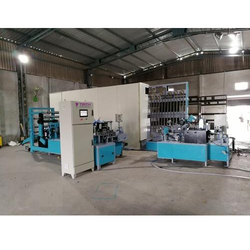 Textile Paper Bobbin Making Machine
