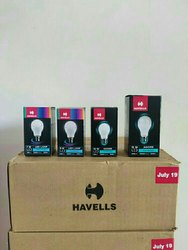 Aluminum Round Havells Led Bulb
