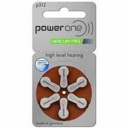 P312 Mercury Free Hearing Aid Batteries