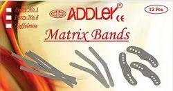 Dental Matrix Band Ivory No-1, Ivory No-8, And Tofflmire Addler