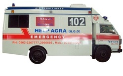 Multi-Patient Ambulances