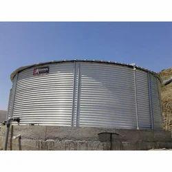 Vegetable Oil Storage Tank