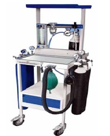 Anesthesia Trolley ( Major Model) at Rs 40000/piece   Anaesthesia Trolley    ID: 17275704348