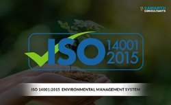 ISO 14001 Internal Auditor  Training