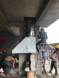 Ecotech SS Garbage Chute For Construction Debris, Rs 2400 /piece