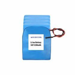 5200mAh 36V Li Ion Battery