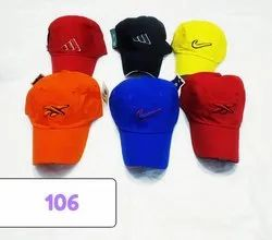 Funky Embroidery Fancy Baseball Caps And Hats Code 106