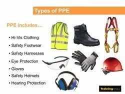 All Types of Safety Items