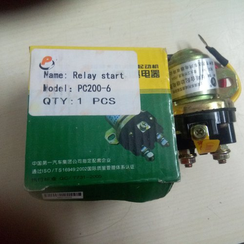PC200 Relay Starter - View Specifications & Details of