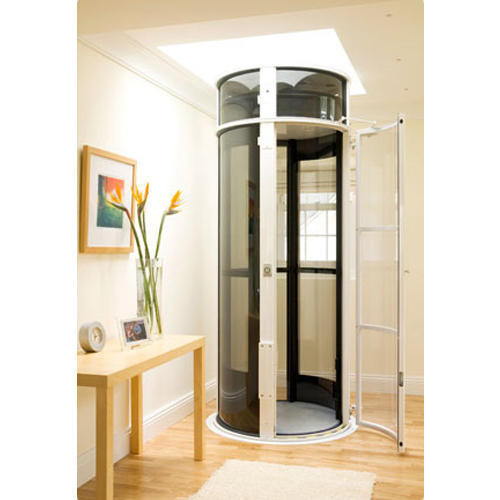 Capsule Home Lift Capacity 2 4 Persons Rs 550000 Unit