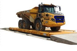 Electronic Weighbridge (U Beam Structure)