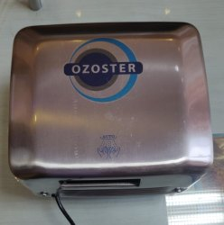Ozone  Hand Sterilize SS316