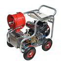 Hydro Blaster Testing Pump And Equipment
