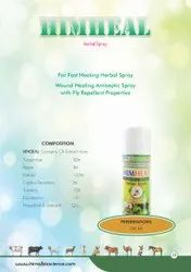 Himheal Healing Antiseptic Herbal Spray Veterinary, For Personal