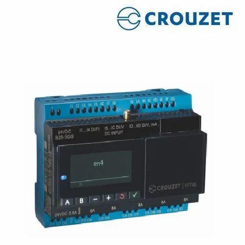 Crouzet Em4 Alert Programmable Logic Controllers Crouzet Logic Controllers Innovista Sensors India Private Limited Bengaluru Id 11557170573