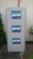 Air Cooled Three Phase Servo Voltage Stabilizer