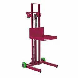Industrial Electric Material Handling Machine, Capacity: 1200 Kg Per Hr